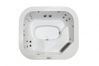Whirlpool Profile Top White Stereo jacuzzi-jacdelos-31