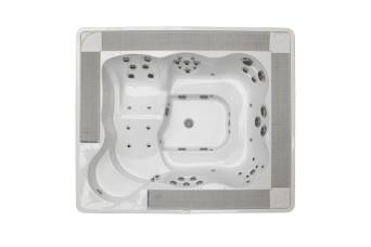 Whirlpool Profile Top White Stereo jacuzzi-jacvirginia-31
