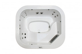 Whirlpool Profile Top White Stereo jacuzzi-jacdelos-20
