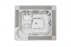 Whirlpool Profile Top White Stereo jacuzzi-jacvirginia-20