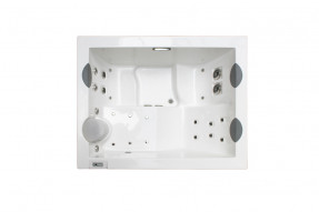 Whirlpool Profile Top White Stereo jacuzzi-jacuniquezwart-20