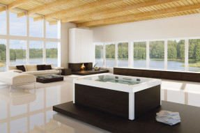 Whirlpool Profile Top White Stereo jacuzzi-jacuniqueteak-10