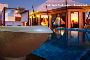 Yacht Swim Spa Exquisitely handcrafted 10000412-10