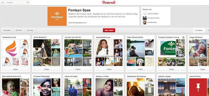 Volg de Fonteyn Outdoor Living Mall op Pinterest!